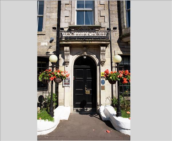 The Woodside Hotel, - Aberdour